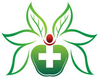 Herbal health care Stock Photography