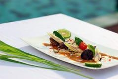 Herbal health food. Herbal health food. Stock Photo