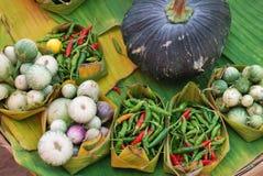 Herbal ingredients Stock Image