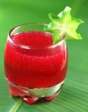 Herbal juice Stock Image