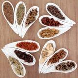 Herbal Medicine Royalty Free Stock Photos