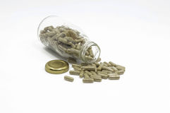 Herbal medicine Stock Images