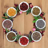 Herbal Medicine royalty free stock photography