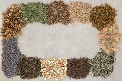 Herbal Medicine for Sleeping Disorders Royalty Free Stock Image