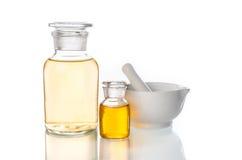 Herbal medicine tools Stock Photos