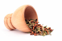 Herbal medicine Royalty Free Stock Image