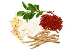 Herbal Mix Royalty Free Stock Photos