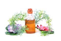 Herbal oil Stock Image