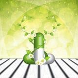 Herbal pill Royalty Free Stock Photo
