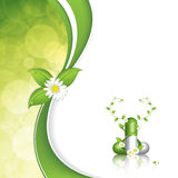 Herbal pill Royalty Free Stock Photos