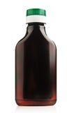 Herbal shampoo bottle Royalty Free Stock Image