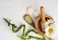 Herbal Spa Stock Images