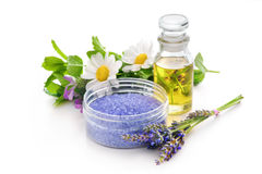 Herbal spa Royalty Free Stock Photos