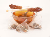 Herbal tea Royalty Free Stock Images
