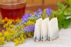 Herbal tea Stock Photos