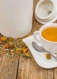 Herbal tea Stock Images