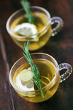 Herbal teas Royalty Free Stock Photos
