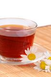 Herbal teas with chamomile Royalty Free Stock Image
