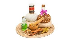Herbal Thai ingredient Royalty Free Stock Photo