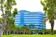 Herbalife Headquarters Building Royalty Free Stock Images