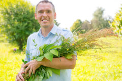 herbalist Immagini Stock Libere da Diritti