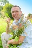 herbalist Foto de archivo libre de regalías