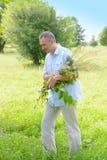 herbalist Royalty-vrije Stock Foto