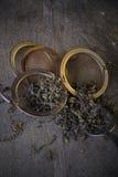 Herbat sieci Zdjęcie Royalty Free