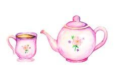 Herbata Zdjęcia Royalty Free