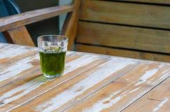 Herbata i szkło Fotografia Royalty Free