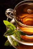 herbata miętowa Fotografia Royalty Free