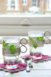 herbata miętowa Zdjęcie Royalty Free