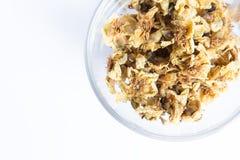 Herbata, Oolong kwiatu herbata Fotografia Royalty Free
