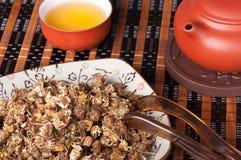 Herbata set Zdjęcia Royalty Free