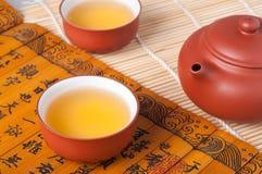 Herbata set Zdjęcia Stock