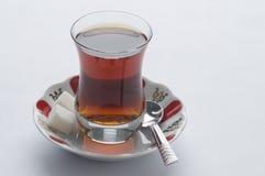 Herbata w szkle zdjęcie royalty free