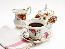 herbata wykwintną fotografia stock