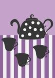 herbaty. Ilustracji