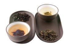 herbaty. Obraz Stock