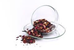 Herbaty owoc 01 Zdjęcia Royalty Free