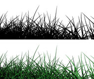 herbe 3d illustration de vecteur