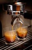 Herbe deux de café Photographie stock