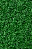 Herbe fausse utilisée sur des zones de sports Image libre de droits