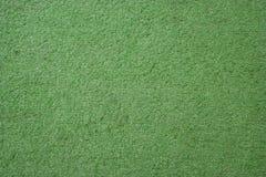 Herbe verte artificielle Image stock