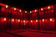 Herberg in China Stock Afbeeldingen