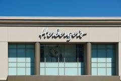 Herberger's Store Exterior Stock Photos