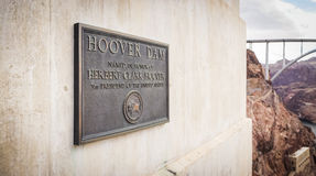 Herbert Hoover Tribute Royalty Free Stock Photography
