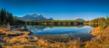 Herbert Lake Stock Photography