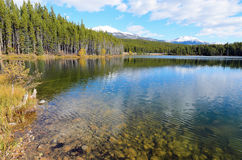 Herbert Lake Royalty Free Stock Photography