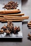 Herbes d'épice Photos libres de droits